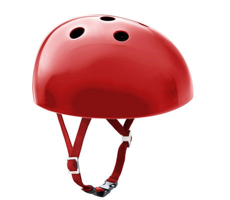 Red Yakkay Helmet Smart Two