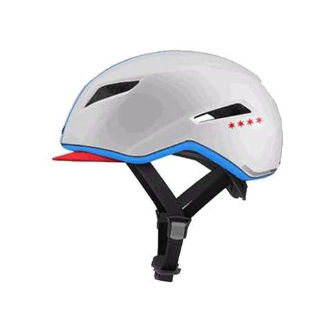 Abus Limited Edition Yadd-i Chicago Flag Helmet