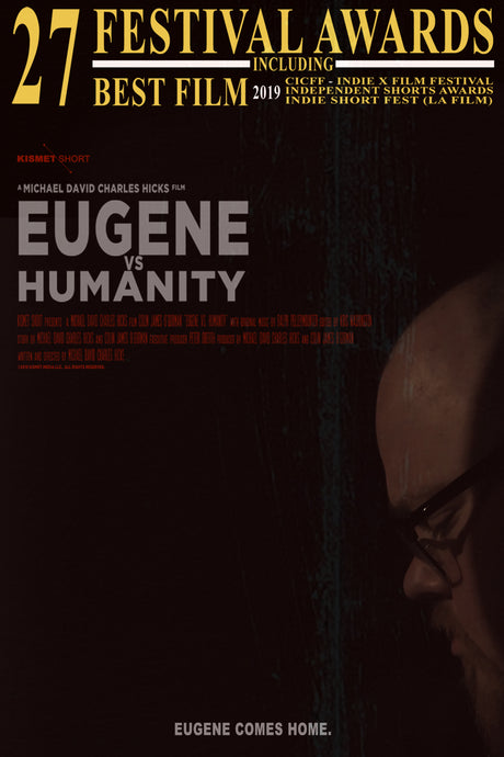 Eugene Vs Humanity (Digital File & Signed Poster)