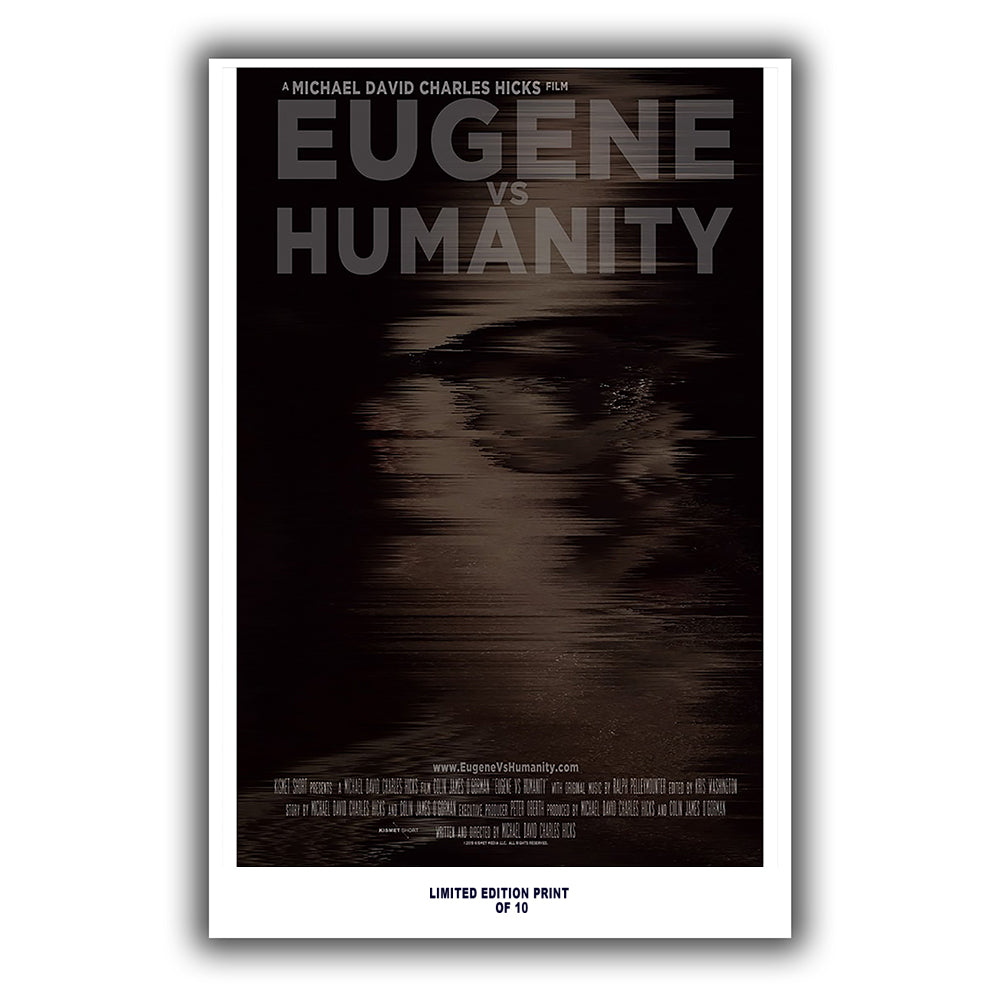 Eugene Vs  Humanity (Transmission Poster) - 12