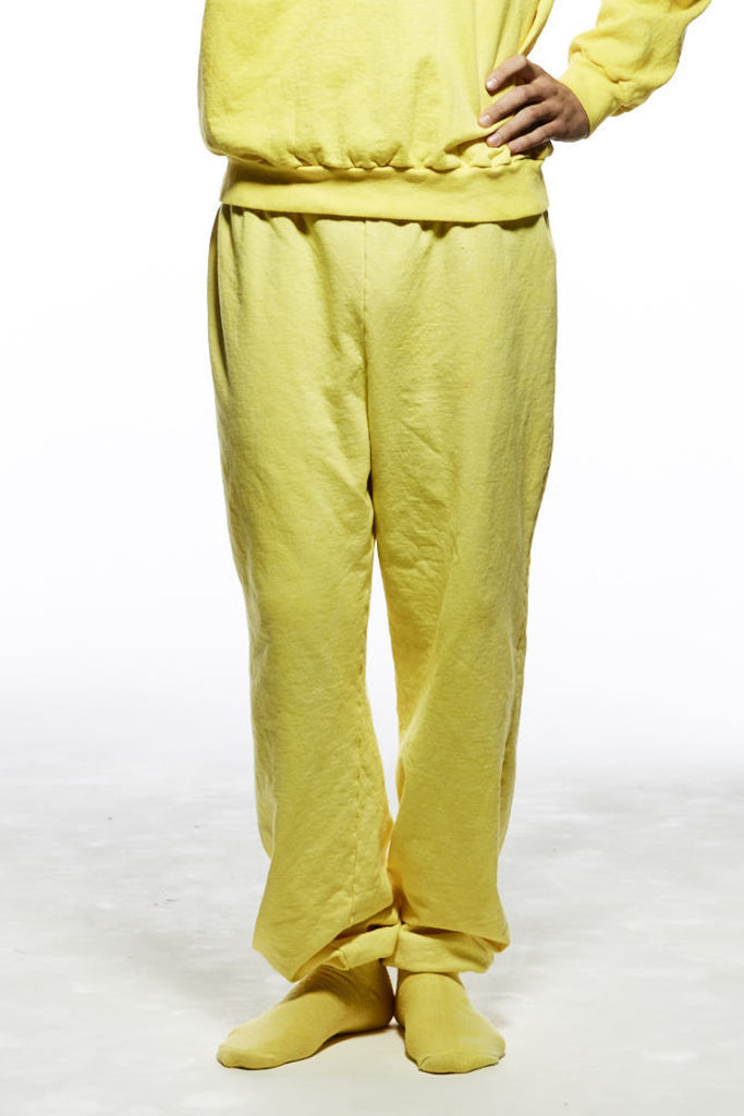 ALR YELLOWS SWEATPANTS
