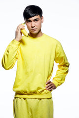 ALR YELLOWS SWEATSUIT
