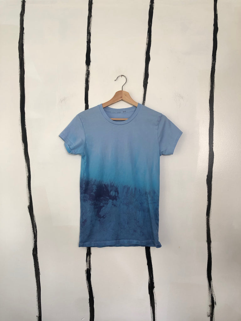 ALR BRR BLUE FITTED T-SHIRT
