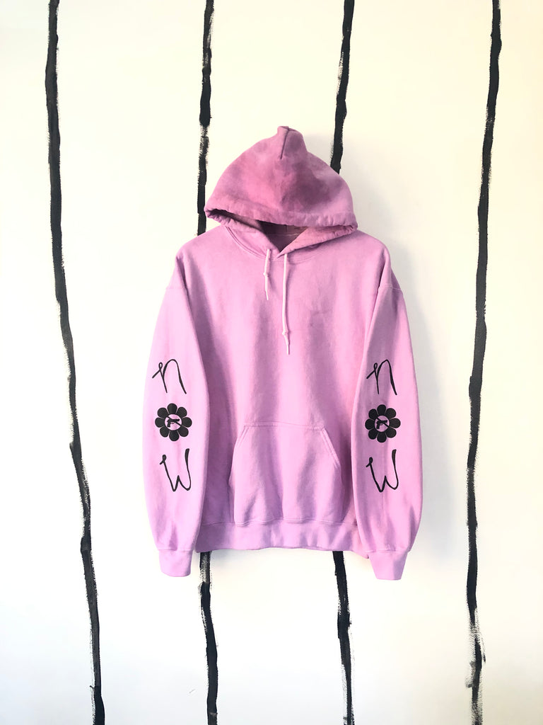 ALR GUN CONTROL NOW Hoodie in LILAC
