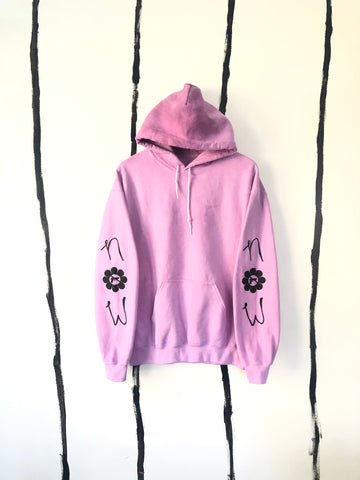 ALR GUN CONTROL NOW Hoodie in LILAC- ONLY 2 LEFT!