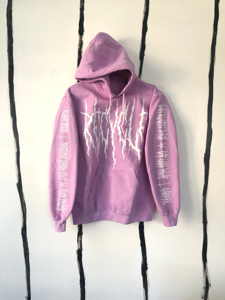 ALR EnviroMETAL Hoodie in LILAC - ONLY 1 LEFT!
