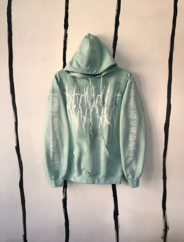 ALR EnviroMETAL Hoodie in MINTY FRESH- SOLD OUT!