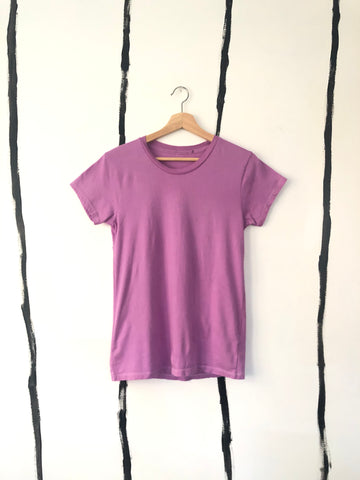 ALR FITTED SHIRT IN LILAC - SOLD OUT!