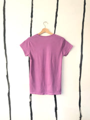ALR FITTED SHIRT IN LILAC