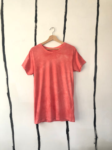 ALR FITTED SHIRT IN COCHINEAL