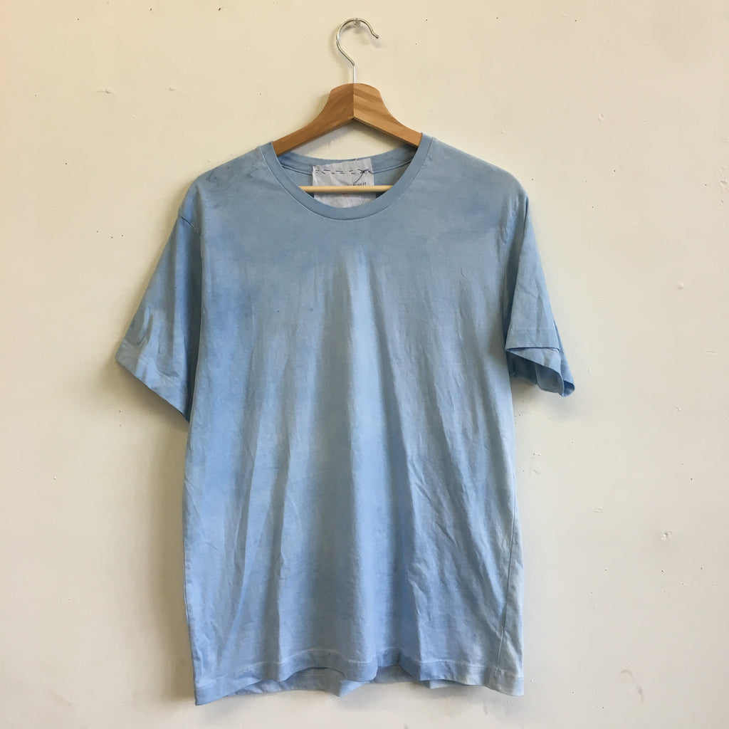 Indigo Cotton Tshirt