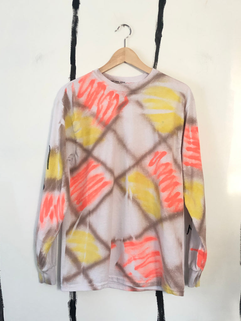 **BRAND NEW - ALR LONG SLEEVE DIAMONDS - SOLD OUT!!! TY