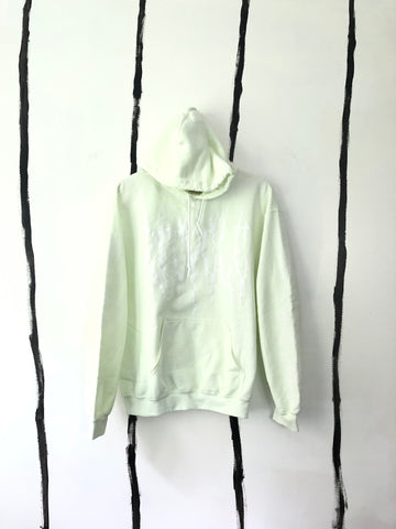 ALR EnviroMETAL Hoodie in HONEY DEW