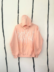 ALR EnviroMETAL Hoodie in Cantaloupe