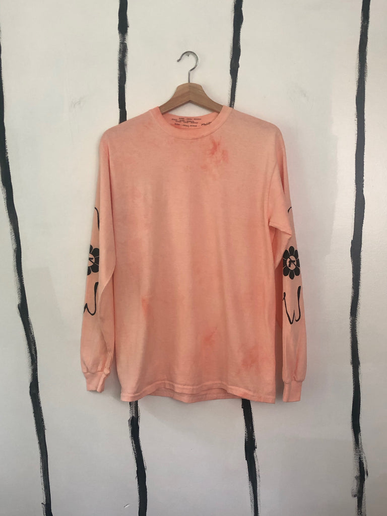 ALR GUN CONTROL NOW LONG SLEEVE SHIRT IN CANTALOUPE