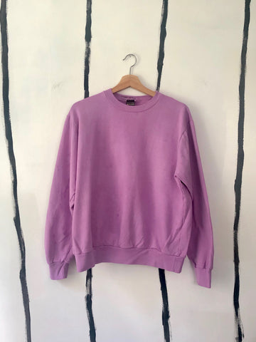 ALR Crewneck Sweatshirt in Lilac