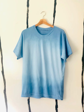 ALR CLASSIC SHIRT IN 2 TONE BLUES - ONLY 2 LEFT!