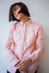 ALR PINKS BUTTON DOWN
