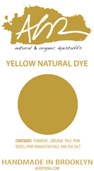 ALR YELLOW DYE