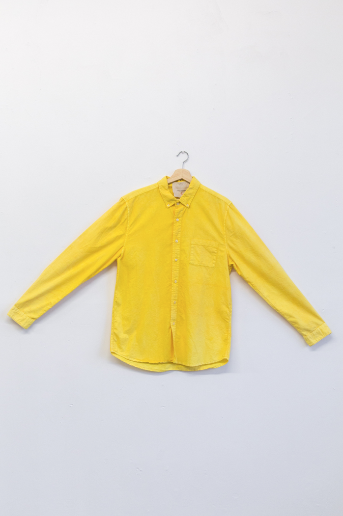 ALR YELLOWS BUTTON DOWN