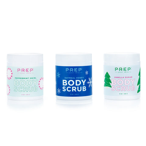 Sugar Scrub Collection, All 3