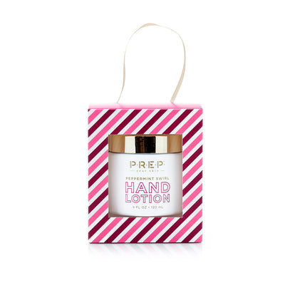 Peppermint Swirl Hand Lotion