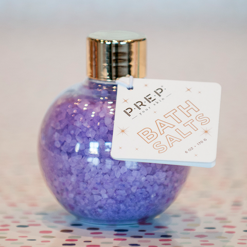 Sugar Plum Bath Salt Ornament