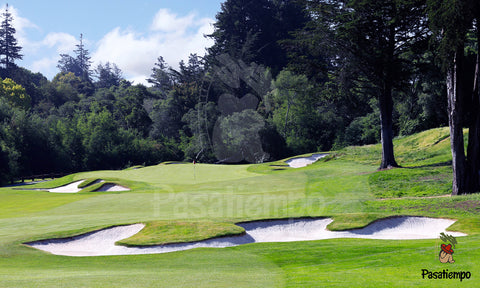 Professional Photograph of Hole #2