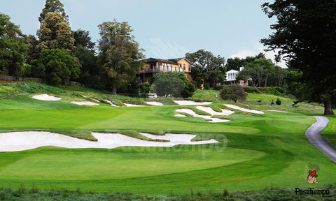 Professional Photograph of Hole #3