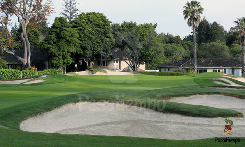 Professional Photograph of Hole #6