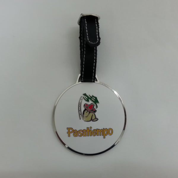 PRG Pasatiempo Golf Club Bag Tags