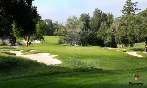 Professional Photograph of Hole #12
