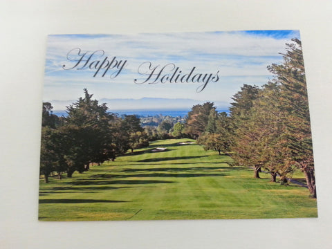 Pasatiempo Holiday Cards