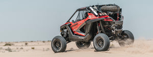Polaris RZR in Sonora Rally