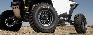 The 411 UTV Wheel with Bead Grip Technology!