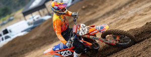 Derek Drake Makes Pro Debut with Troy Lee Designs: VIDEO
