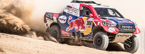 Method Race Wheels' New 107 Performs at Dakar W/Bead Grip® Technology