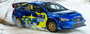 PROVEN: Subaru Motorsports USA wins at Sno*Drift Rally 2021
