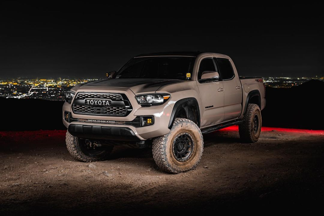 Top Tacoma on Methods