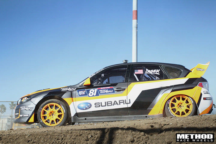 Bucky Lasek | Subaru | Method Race Wheels