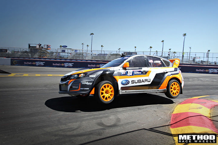 Bucky Lasek | Global RallyCross | Subaru | Turn
