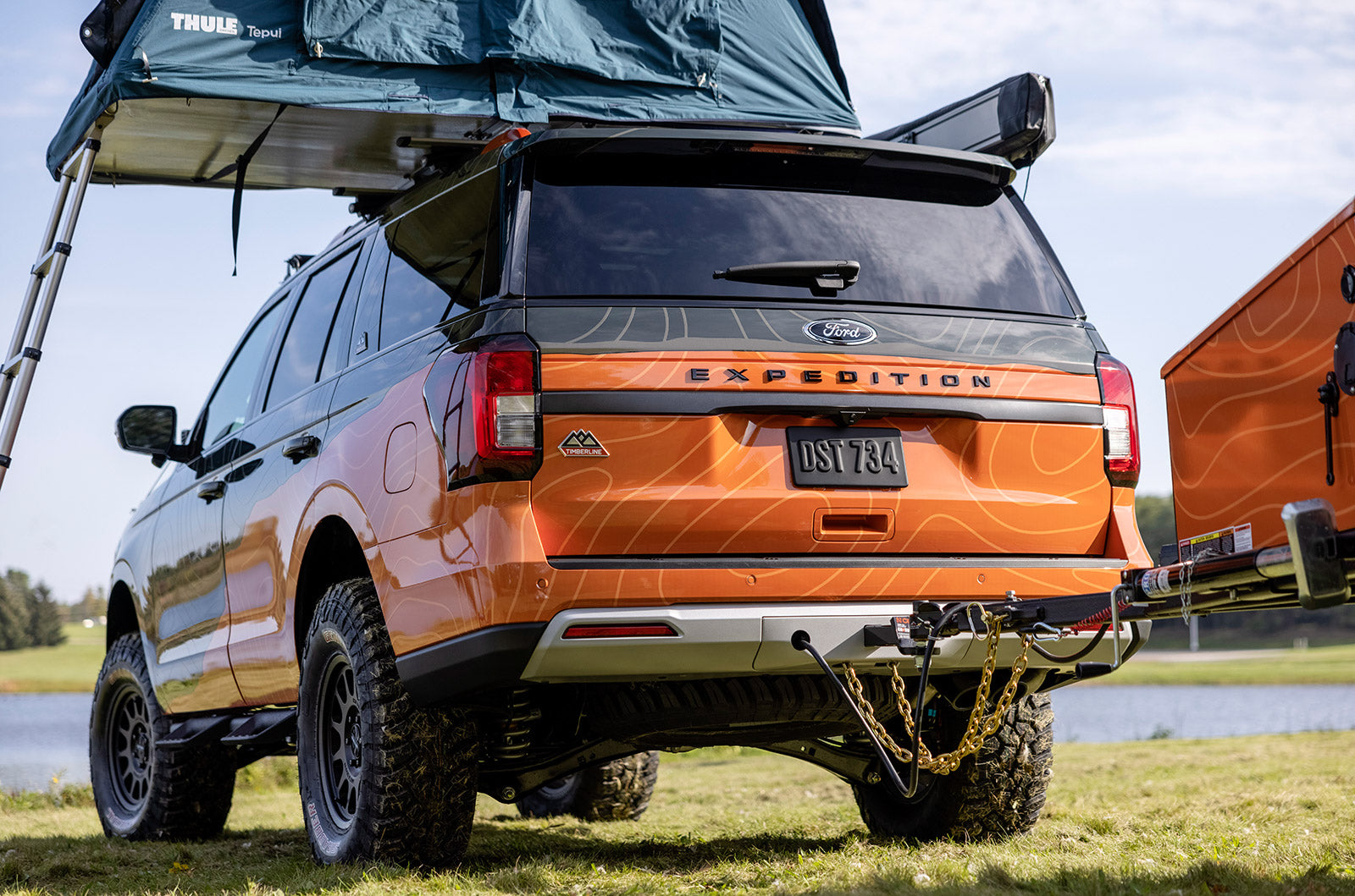 Ford Expedition Timberline with Method Race wheels