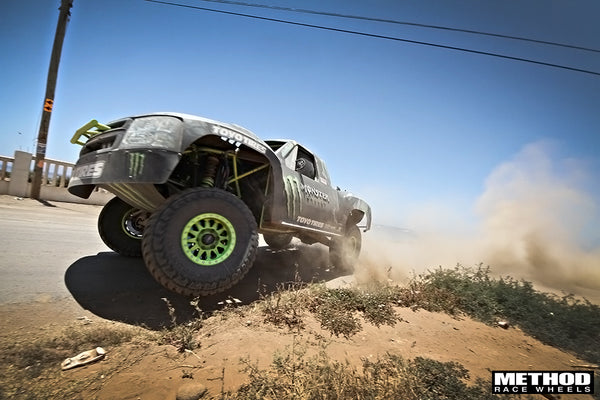 BJ Baldwin Monster Energy Trophy Truck