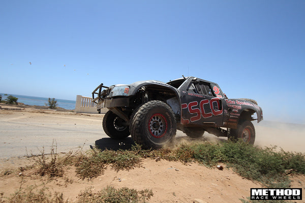 TSCO Trophy Truck Method Beadlock Wheels