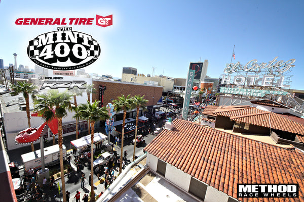 2014 General Tire Mint 400 Presented by Polaris