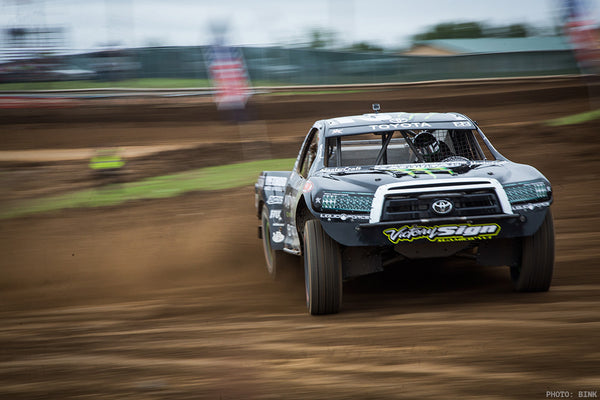 Johnny Greaves | 2014 TORC Series | Pro 4