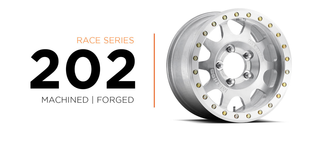 Method Race Wheels MRW202 Race series forged wheel