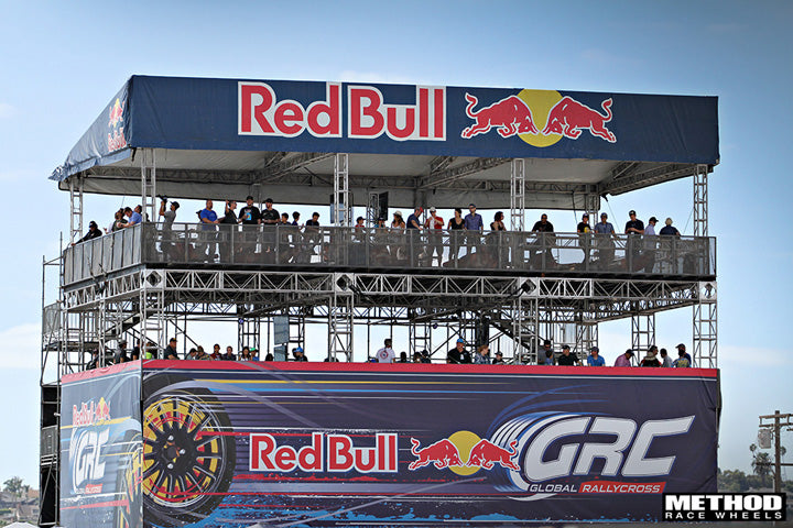 RedBull Global RallyCross | Los Angeles | VIP