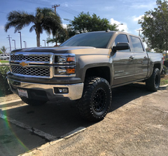 2018 Chevy Silverado >> Chevy Wheels | Method Race Wheels
