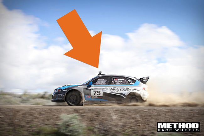 David Higgins | Subaru Rally Team USA